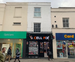 Multi-floor retail unit on bustling parade let to Phone Gadgets 4U retailer at £45,000 p.a.