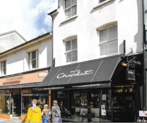 Prime trading location on the attractive pedestrianised Market Street. Unit let to Hotel Chocolat at £52,500 p.a.